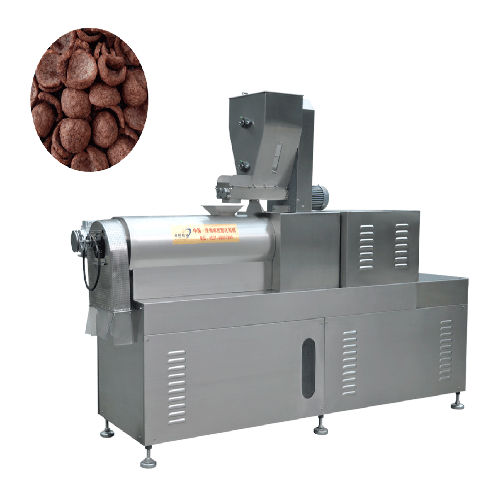 automatic corn flakes processing machine line for sale
