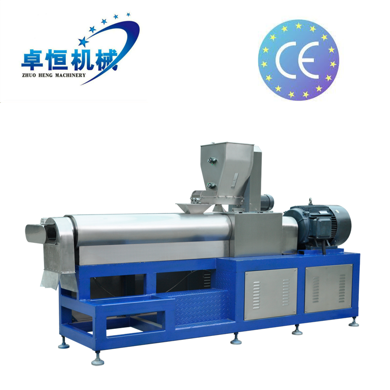 Breakfast cereal corn flakes production line machine supplier