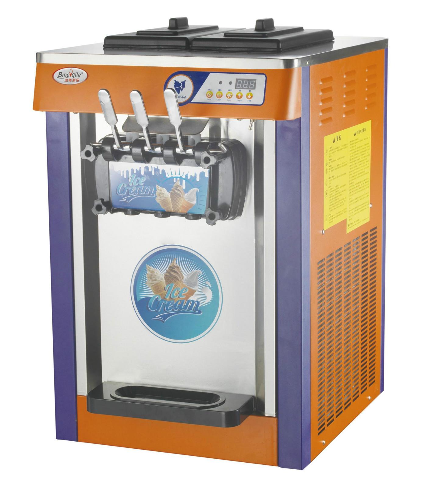 industrial turkish ice cream machine counter top soft ice cream maker machine price sale