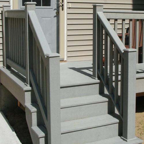 Aluminum Stair railing