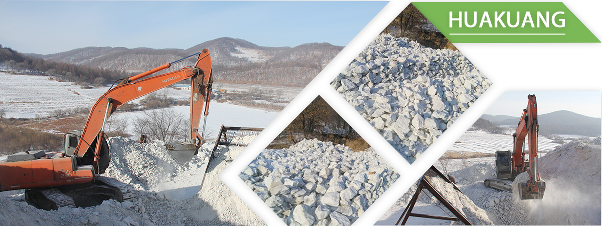 MgO 22% Content of Natural Dolomite Stones Supplier