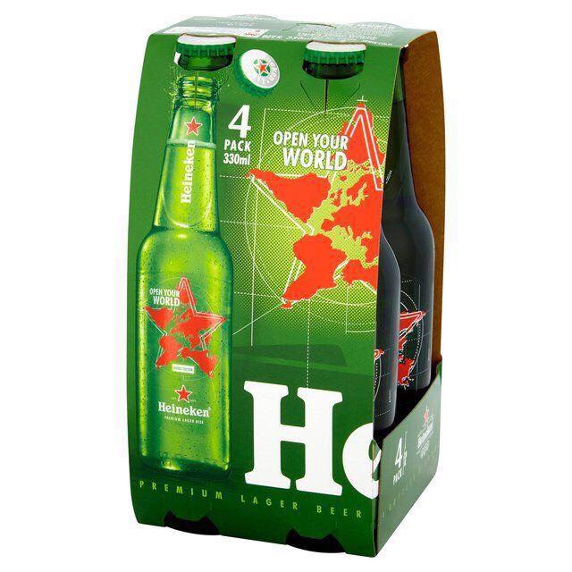 Heineken Beer and Other Premium Beers from Netherlands