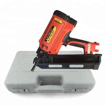 34 degrees Cordless Portable Framing Nail Gun
