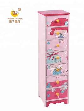 Wooden kids  bedroom cabinet