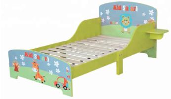 Boy single  wooden bed