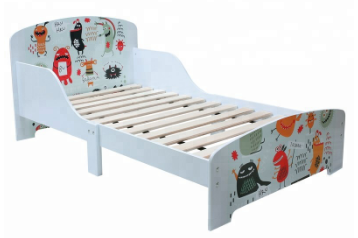Boy single  wooden bed