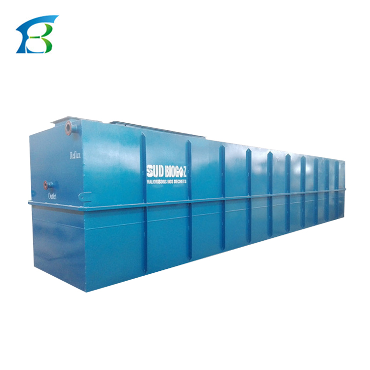 Integrated Dissolved Air Floatation Equipment for SS and Oil Removal