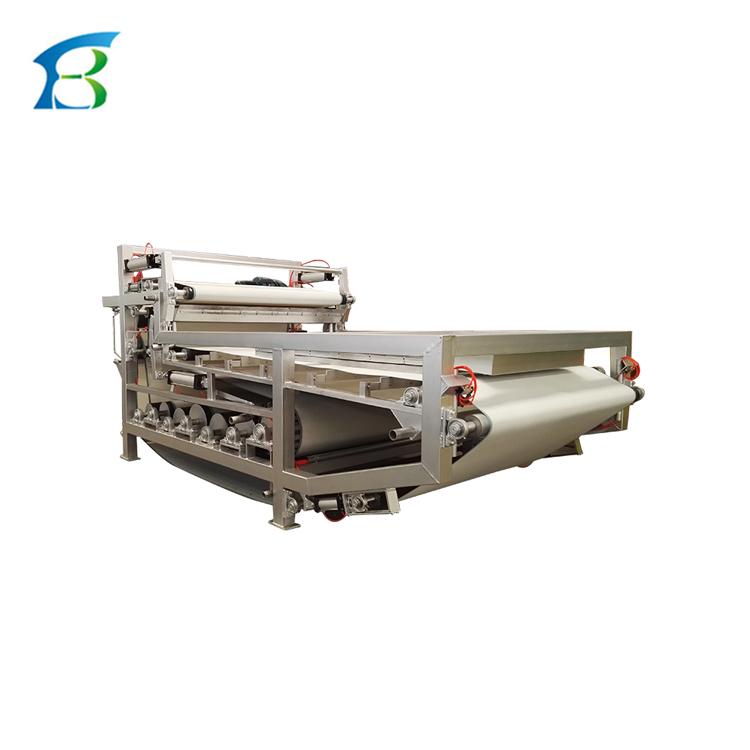 Better Brand High Quality Belt Filter Press For Sludge Dewatering