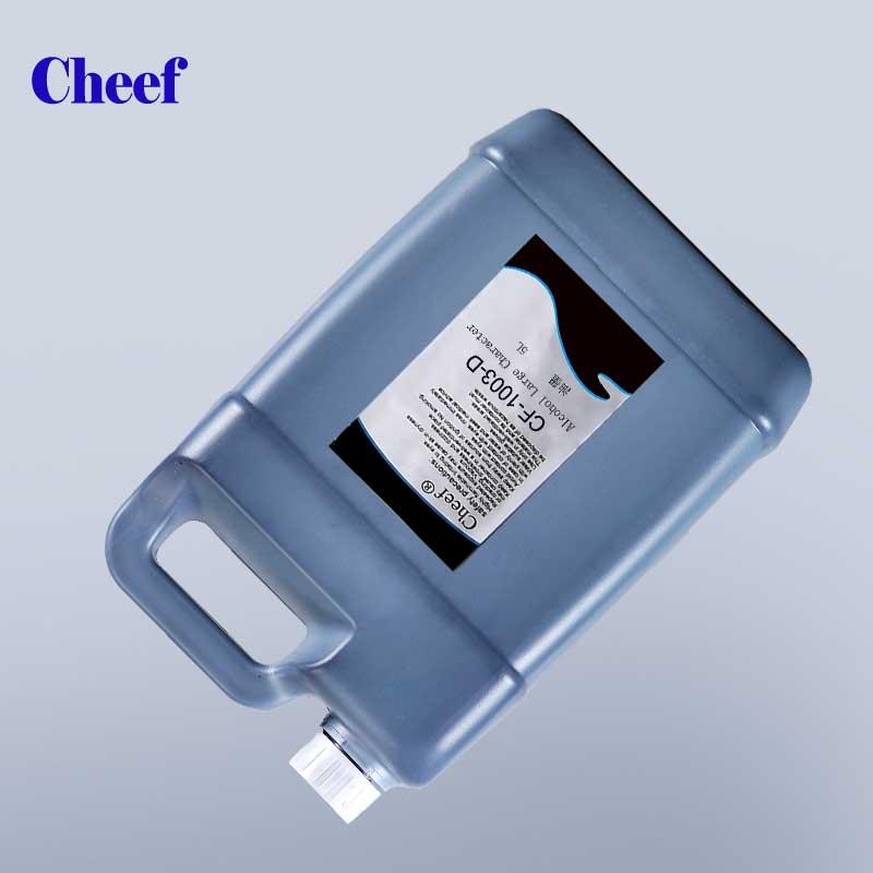 5L Ketone Large character DOD ink CF-1003-D-5L for DOD inkjet printer printing for sale