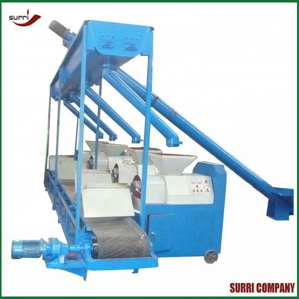 New design waste paper briquette extruder machine for sale