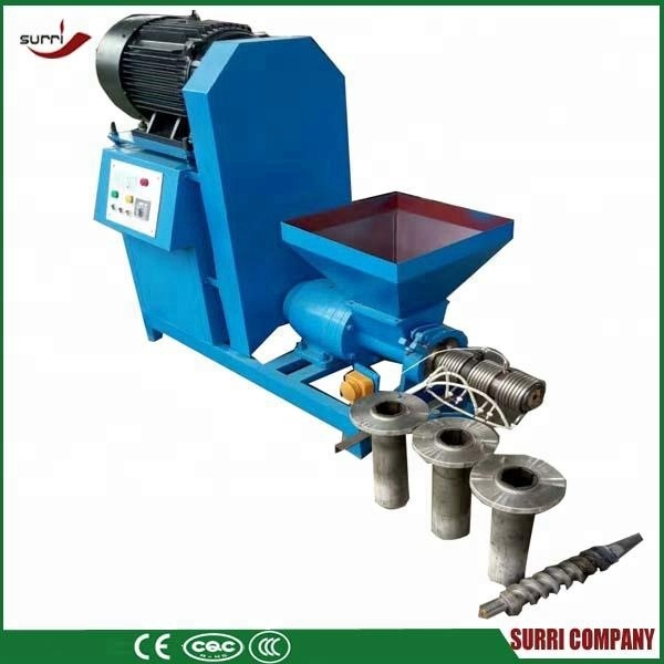 SURRI waste paper briquette extruder machine
