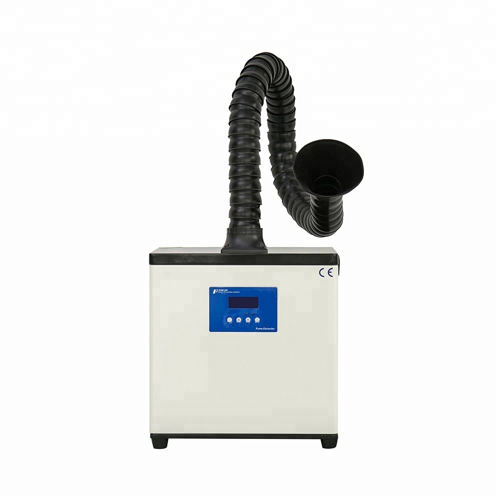 Dongguan PURE-AIR PA-300TS-IQ Dust Collector for Dental with CE Certification