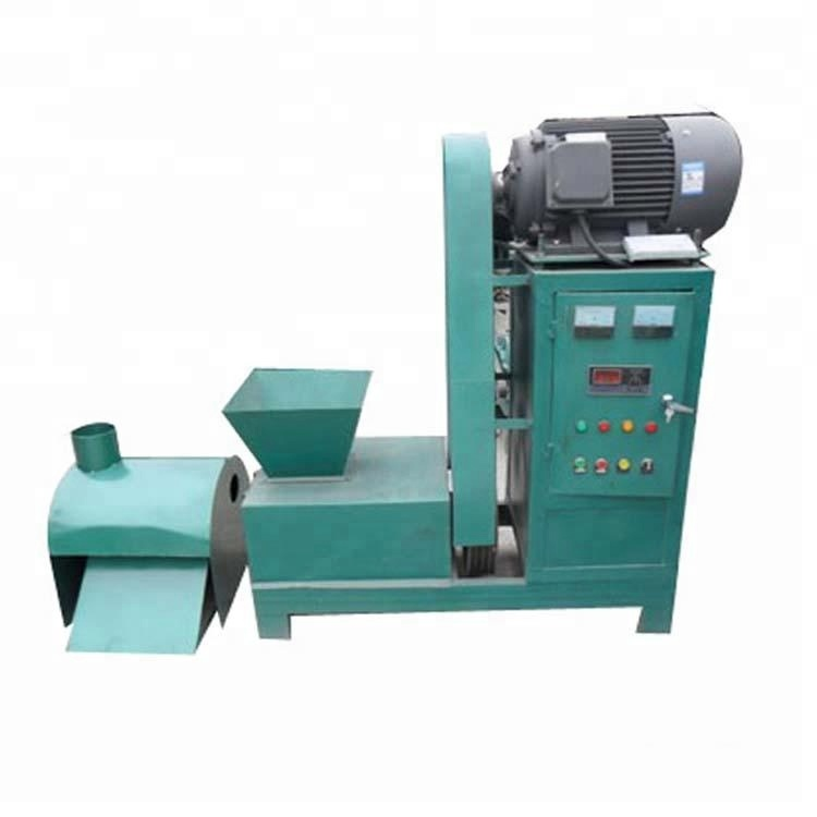 Cheap price Biomass rice husk small briquette machine