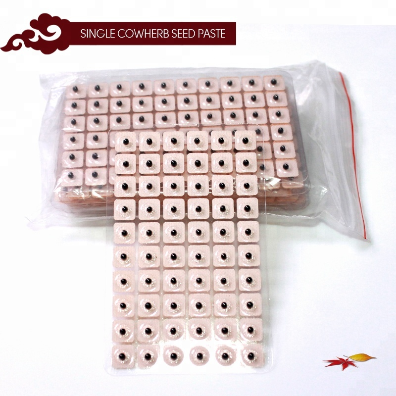 Eco-friendly Chinese traditional therapy cowherb seed paste OEM