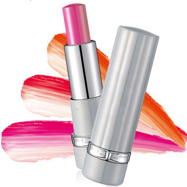 Customized 3 Color South Korean lip Gloss Multi-color Moisturizing Lipstick With GMPC/ISO Certificate-888018 for sale