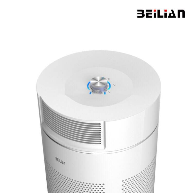 Cylinder Shaped Air Purifier sale