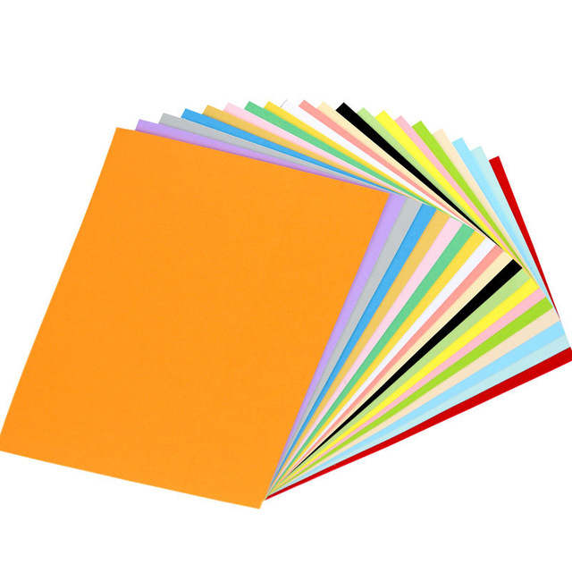 Yesion-CP Dye colored paper ideal for craft projects