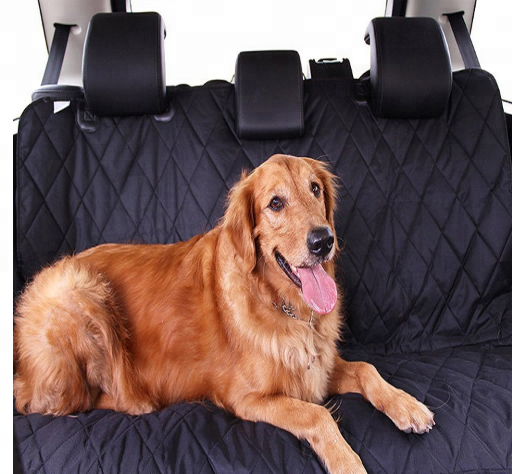 Seat Cover for Pets 600D Heavy Duty Waterproof Oxford Scratch Proof Nonslip Durable Soft for Cars for sale