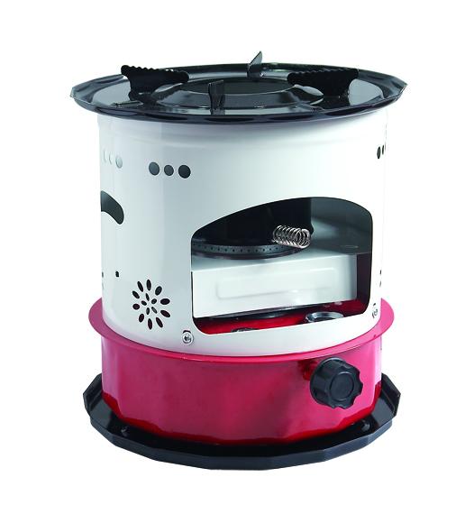 Hongqiang Alpaca brand Metal chimney kerosene stove for sale