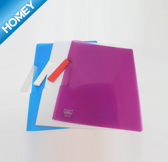 homey PP lever arch file folders