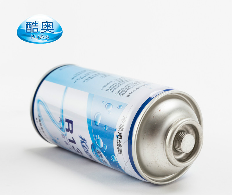 Gas refrigerant r134a in High Purity for Automotive air conditioning for sale