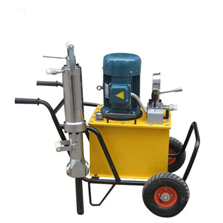 rock splitter,stone splitting wedge,darda hydraulic rock splitter for sale