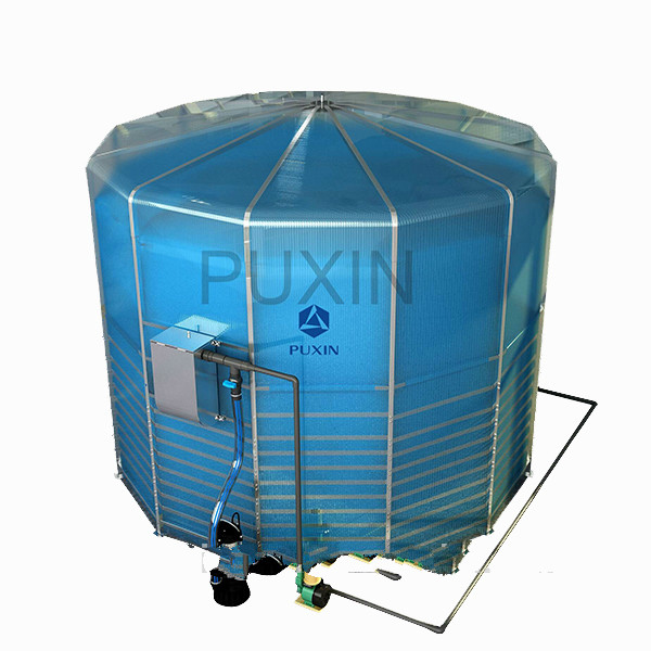 Chinese Portable Biogas Plant for Livestock Farms for sale