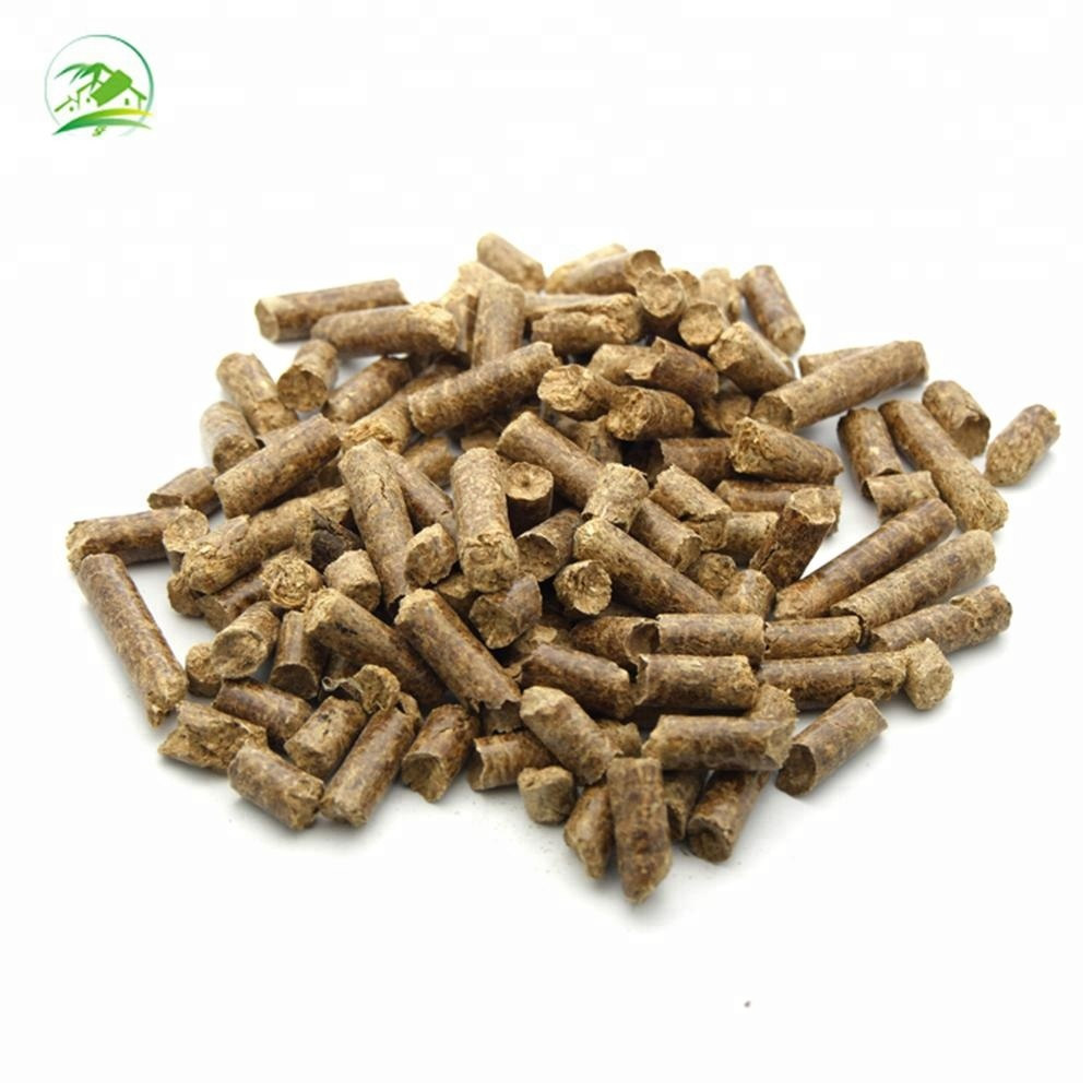 High Performance Biomass Power pellet Burns Organic Materials Low Ash Content Biomass particle fuel for sale