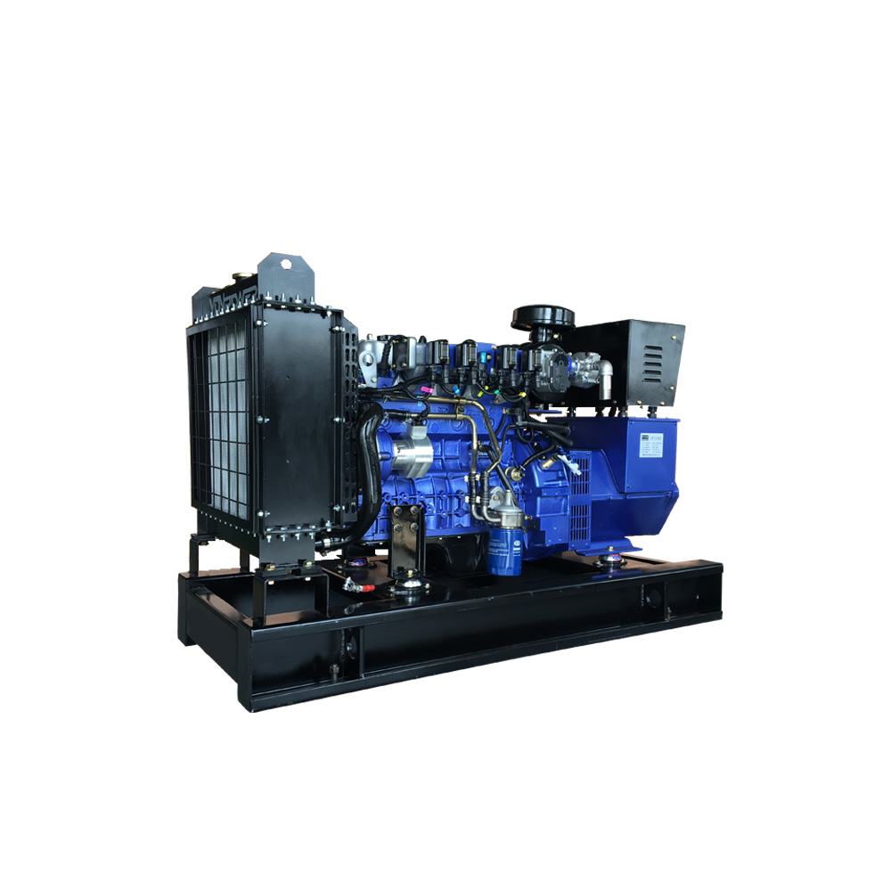 Widely use 25kw natural gas turbine power generator set for sale