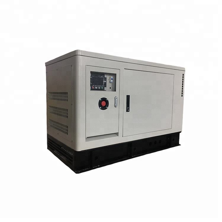 Dual Fuel 60dBPOWERGEN 10KW LPG/NG Power Super Silent Natural Gas Kohler Type Turbine Generator 10KVA for sale