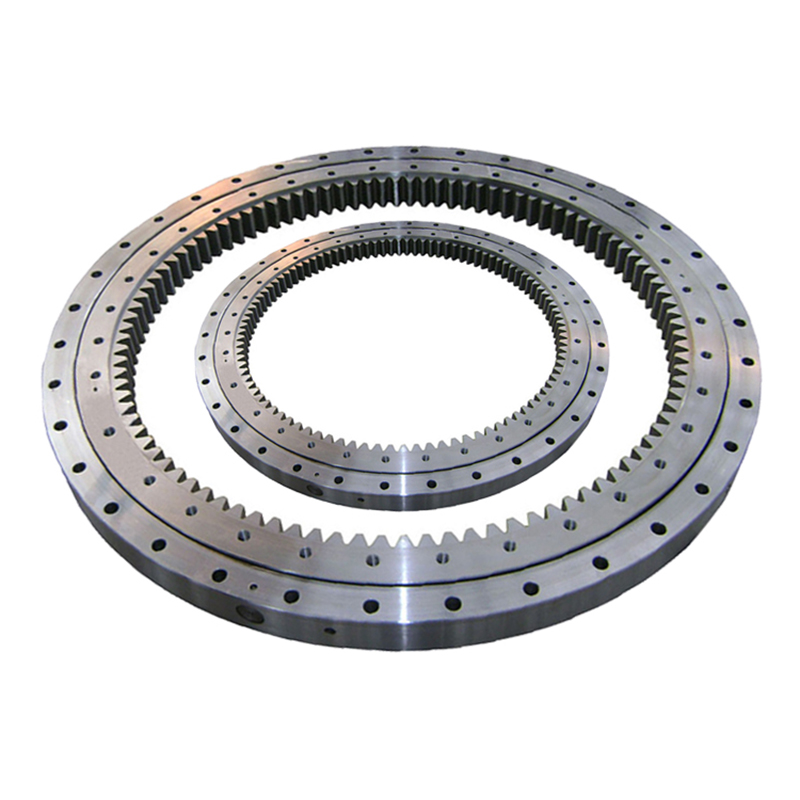 High quality PC60-7 Gear Slewing Bearing , excavator swing bearing sale