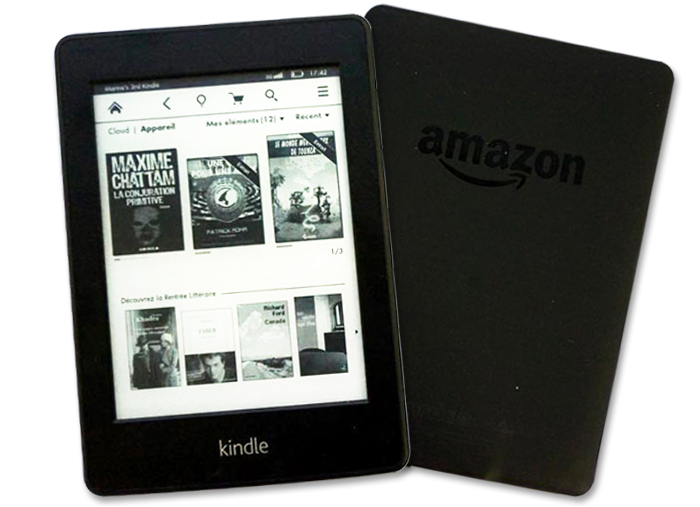 Kindle Paperwhite Gen.II 6''
