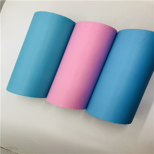 Women under pads back sheet raw material of soft opaque PE film for sale