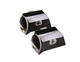 40/20 surface quality optical cube prism X-cube mini prism for sale OETIR
