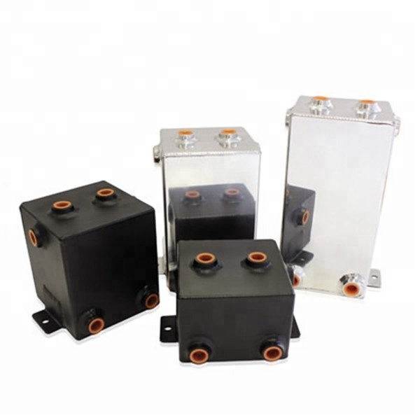 high grade 3.0mm aluminum fuel tank Fuel Cell with Sensor 40L for sale