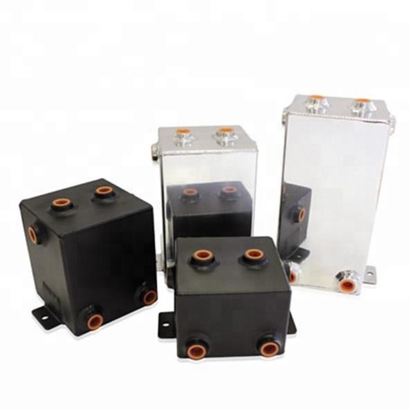 high grade 3.0mm aluminum fuel tank Fuel Cell with Sensor 40L for sale