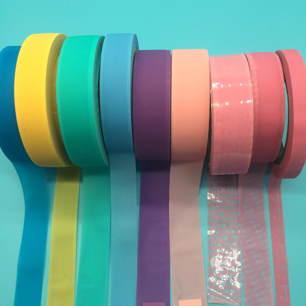 Professional sanitary towel manufacturer Customized Silicone Reseal Tape for sale