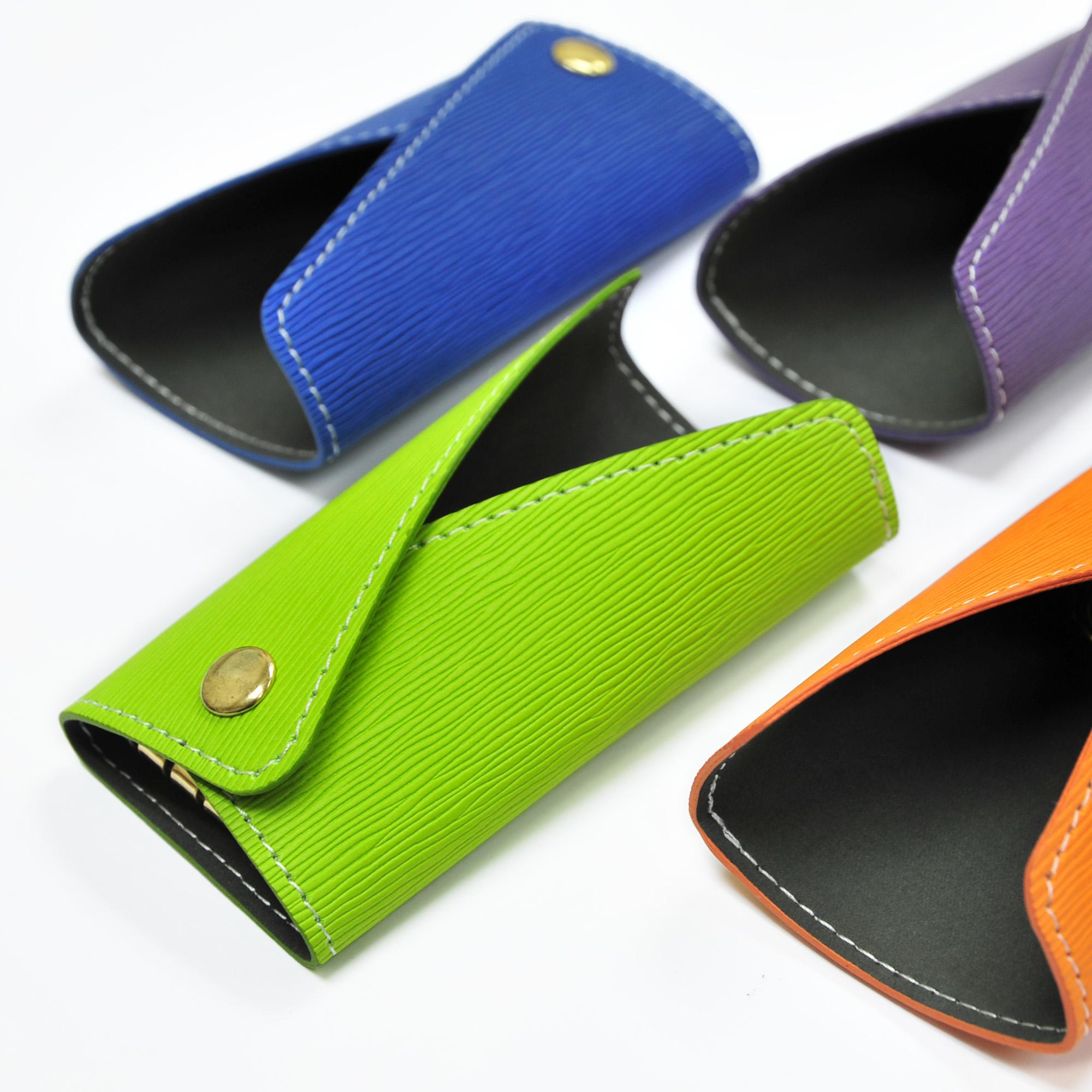 Low MOQ Modern Design PU Wallet Key Holder for sale