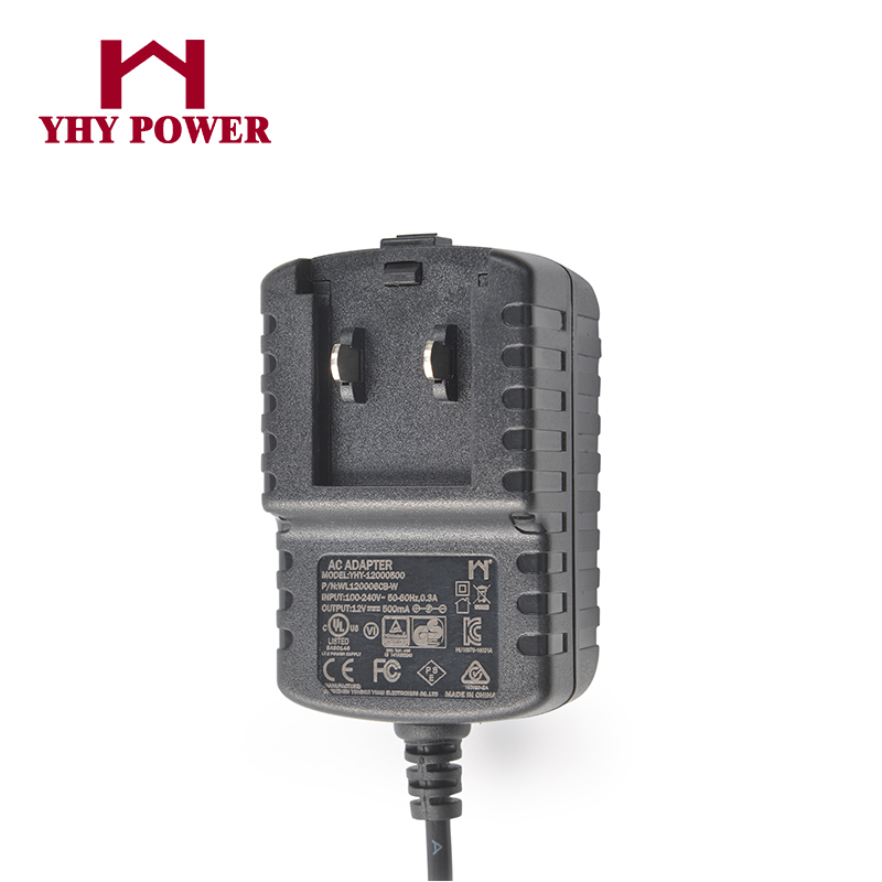 class 2 Efor u Plug Switching Dc 12w Led Driver Power Supply 12v 1a LED for sale