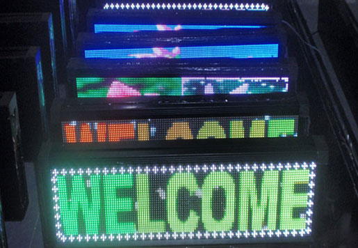 Full Color LED Sign