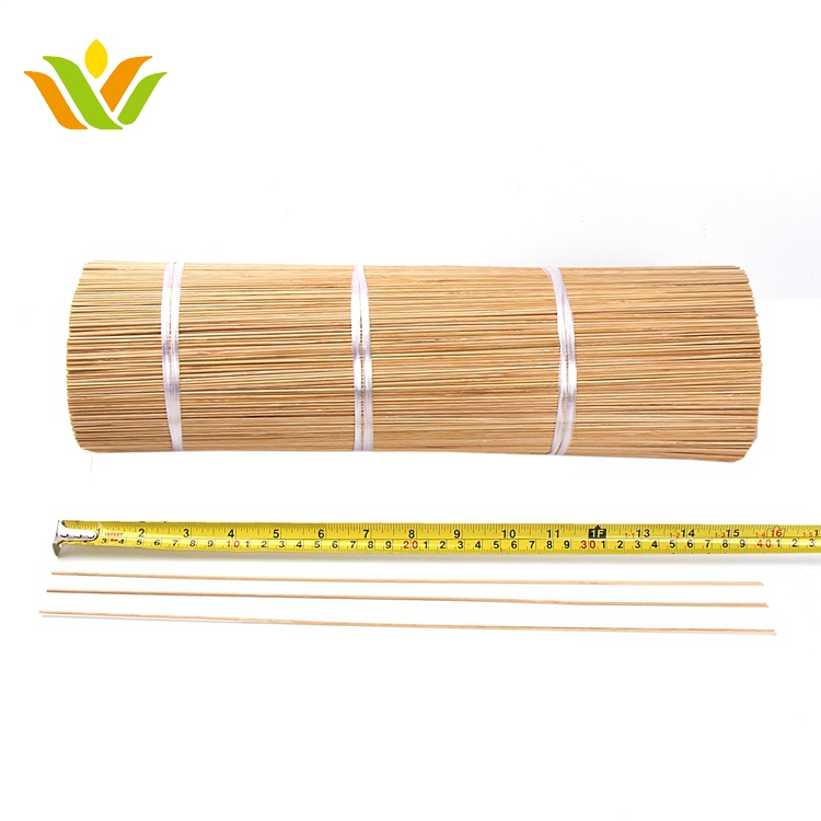 organic eco friendly long bamboo incense stick for sale