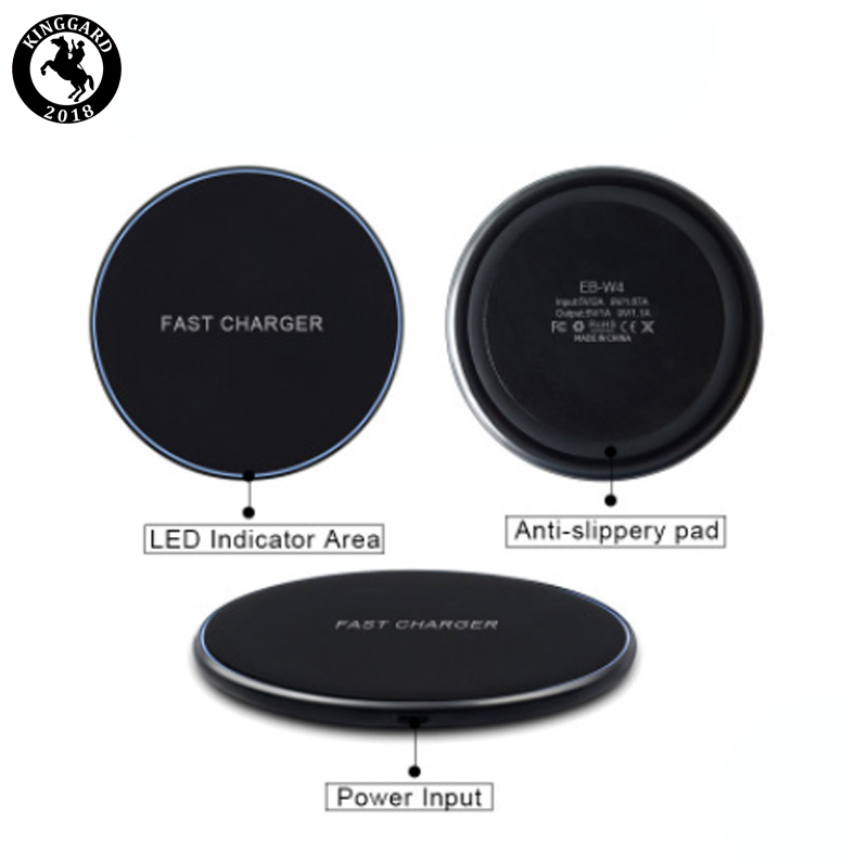 wireless charger pad wireless charger fast for smartphone sale