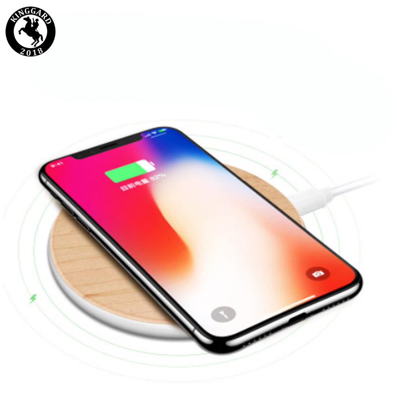 high quality qi charger wireless for iphone and samsung sale