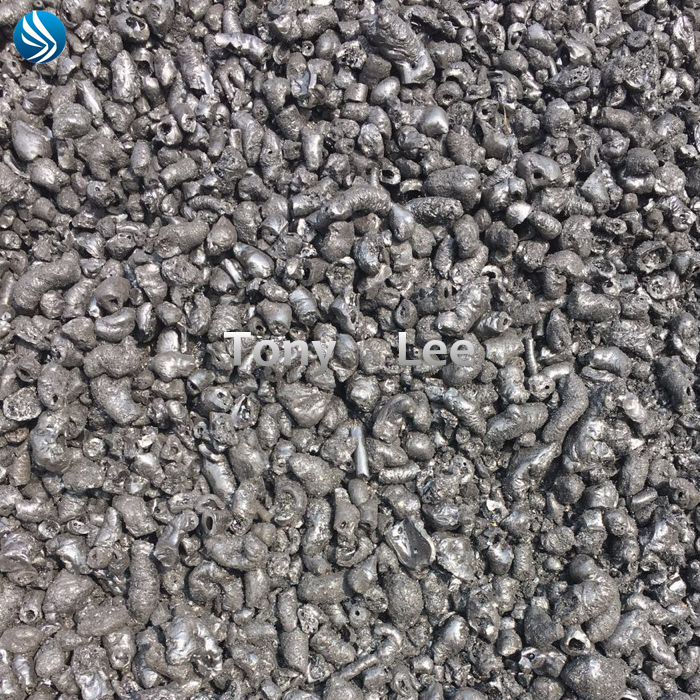 Particles, softening point 110-115 C, ash 0.28% modified pitch for sale