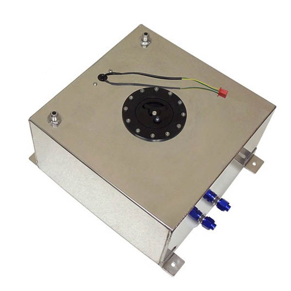 Auto Spare Parts Racing Aluminum Custom Fuel Tanks with sensor for sale