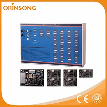 OR-CP100 addressable kenya fire alarm control panel