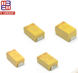Electronic Components TPSY107M010R0200 CAP TANT 100UF 10V 20% 2917 Molded Tantalum Capacitors from Distributor Sale