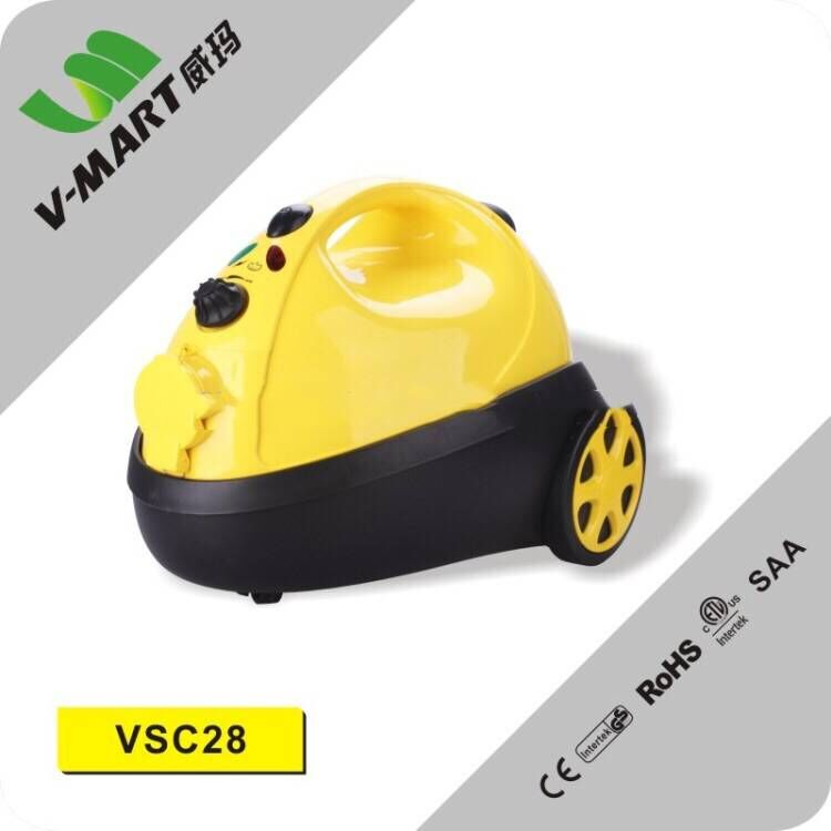 V-mart 2017 new design steam cleaner for cars VSC28 with CE GS ROHS ETL