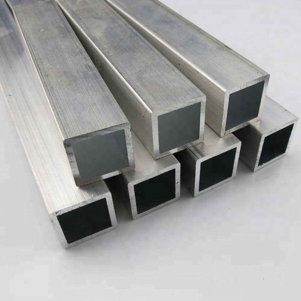 6061 Aluminum Square Hollow Tube Aluminum Square Tube 200x200 for sale