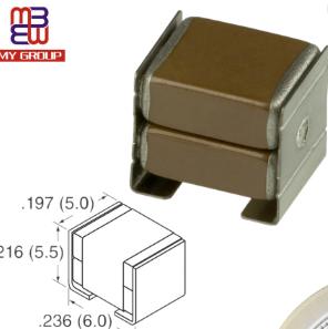 Passive Components 10UF 100V X5R SMD Multilayer Ceramic Chip Capacitors CKG57NX5R2A106M500JJ in Stock Sale